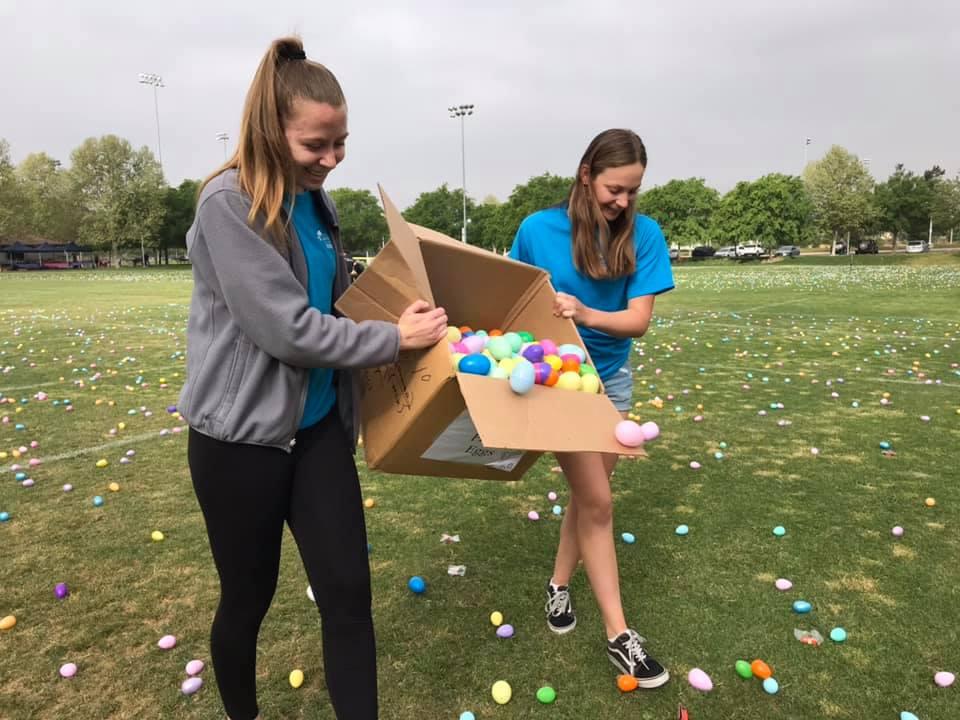 Eggstravaganza Brought Smiles to Hundreds of Santa Clarita Kids