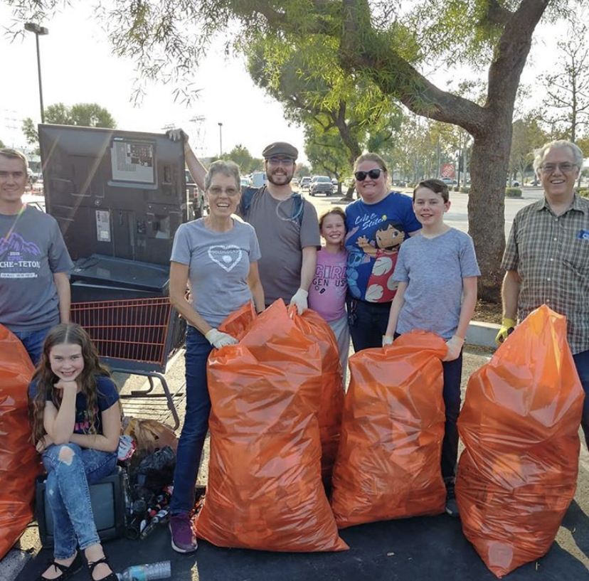 Keeping our Community Clean