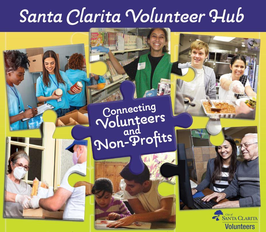 NEW!  One-Stop Shop for Volunteerism in Santa Clarita